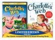 Charlotte's Web Gift Set (1973 movie + book)