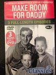 Make Room for Daddy(3 Full Length Episodes)