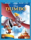 Dumbo (Two-Disc 70th Anniversary Edition Blu-ray / DVD Combo Pack in Blu-ray Packaging)