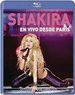 Shakira: En Vivo Desde Paris [Blu-ray]