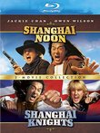 Shanghai Noon & Shanghai Knights: 2-Movie Collection [Blu-ray]