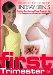 Lindsay Brin's Pregnancy DVD: Yoga, Cardio & Toning 1st Trimester