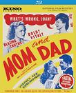 Mom And Dad (Forbidden Fruit: Golden Exploitation Picture Volume 1) [Blu-ray]