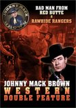 Johnny Mack Brown Double Feature, Vol. 1