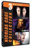 Nicolas Cage 3-Movie Collection (DVD)
