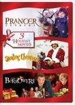 PRANCER RE/BORROW/STEAL XMAS HOL DVD AWS