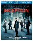 Inception (Two-Disc Blu-ray + DVD)
