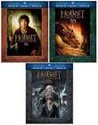 The Hobbit Extended Edition Trilogy 3D [Blu-ray] (An Unexpected Journey, Desolation of Smaug and Battle of the Five Armies)