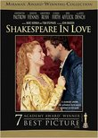 Shakespeare in Love (Miramax Collector's Series)