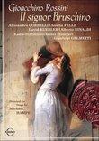 Rossini - Il Signor Bruschino / Alessandro Corbelli, Amelia Felle, David Kuebler, Alberto Rinaldi, Gianluigi Gelmetti, Schwetzingen Opera