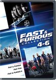 Fast & Furious Collection: 4-6