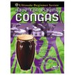 Ultimate Beginner Have Fun Playing Hand Drums: Congas, Steps One & Two (DVD)