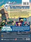 Justice League Unlimited - Saving the World (DC Comics Kids Collection)