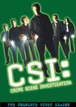 CSI:  Crime Scene Investigation:  The First Season