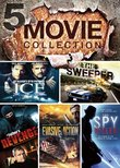 5-Movie Action Collection V.3: Evasive Action / The Spy Killer / A Father's Revenge / The Sweeper / Ed McBain's 87th Precinct: Ice