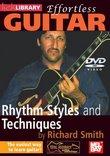 Effortless Guitar - Rhythm Styles & Techniques