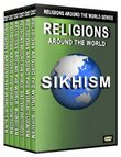 Religions Around the World - Complete Series (Box Set) Judaism, Eastern Orthodox, Buddhism, Sikhism, and Islam