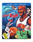 Space Jam 20th Anniversary (Steelbook Combo) [Blu-ray]