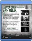 Never Open The Door [Blu-ray]
