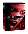 Horror Six Pack Collector's Set (6-DVD Pack)