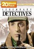 Legendary Detectives 20 Movie Pack