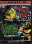 2 Feature Films- The Devil Bat (1940) & The Phantom Creeps (1939) (2005 DVD)