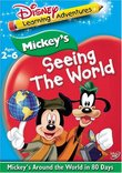 Disney's Learning Adventures - Mickey's Seeing the World - Mickey's Around the World in 80 Days