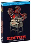 The Editor (Bluray/DVD Combo) [Blu-ray]