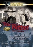 Tex Ritter, Triple Feature 4