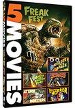 Freak Fest - 5 Movie Collection