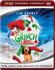Dr. Seuss' How the Grinch Stole Christmas (Combo HD DVD and Standard DVD) [HD DVD]