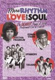 More Rhythm Love and Soul: The Sexiest Songs of R&B Performed Live in Concert