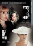 Barbara Taylor Bradford Boxed Set: Act of Will & Voice of the Heart