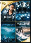 I, Robot / Prometheus / Chronicle / The Day After Tomorrow Quad Feature