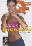 QuickFix:Total Cardio Kickbox with Janis Saffell