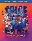 Space Jam: A New Legacy (Blu-Ray + DVD + Digital)