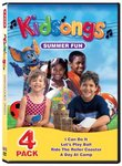 Kidsongs: Summer Fun 4 Pack