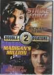Strike Force/Madigan's Million Double Feature