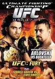 Ultimate Fighting Championship, Vol. 55: Fury