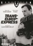 Robbe-Grillet: Trans-Europ-Express