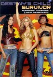 Destiny's Child - Survivor / Independent Women Part I (Live at the Brits 2001) (DVD Single)