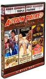Roger Corman's Action-Packed Collection [Georgia Peaches, The Great Texas Dynamite Chase, Smokey Bites The Dust]