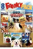 8-Movie Family Pack 2