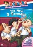 Bazooka Classic Cartoons: The New 3 Stooges