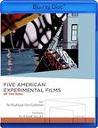 Five Experimental Films of the 1950s [Blu-ray]