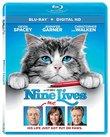 Nine Lives (2015) [Blu-ray]