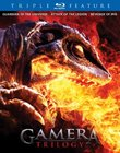 Gamera - Triple Feature Collector's Edition - Blu-ray