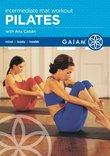 Pilates Intermediate Mat Workout