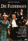 Johann Strauss - Die Fledermaus / Domingo, Te Kanawa, Prey, Royal Opera Covent Garden