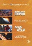 Best of Discovery Channel, Volume 5 (Deadliest Catch, Planet Earth: The Filmmaker's Story, Man vs. Wild, Unfolding Universe)